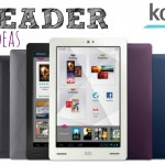 Tech Gift Ideas: The Kobo eREADER