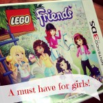 Give the Gift of Friendship with the All New LEGO Friends Videogame Available for Nintendo 3DS