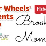 Holiday Gift Ideas: Brooklin's Fisher-Price Power Wheels Moment #PowerWheelsMoment