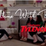 Talking Bedtime with Tend and Tylenol #TendMomTalk