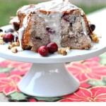 Walnut & Cranberry Bread –  Diamond of California Nut Fantasy Recipe #DiamondFantasies