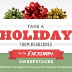 Take A Holiday From Headaches With Excedrin® Migraine – Giveaway