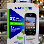 Avoiding Smartphone Contracts This Season with TracFone!