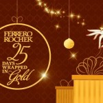 25 Days Wrapped in Gold with Ferrero Rocher #25DaysGold