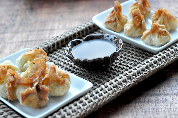 Robert Mondavi Wonton Recipe Appitizer (2)