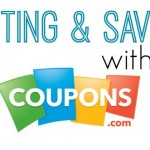 Gifting and Saving With Coupons.com – $100 Kohl's Gift Card Giveaway