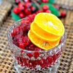 Holiday Recipe: Mandarin-Berry Walnut Spread