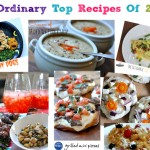 Our Ordinary Top Recipes Of 2013