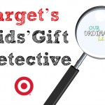 Target's Kids' Gift Detective – #MyKindofHoliday Gift Card Giveaway