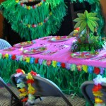Party Planning: Luau Party