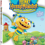 Henry Hugglemonster: Meet the Hugglemonsters on DVD – Giveaway