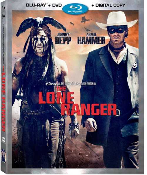 Lone Ranger Bluray
