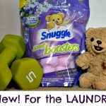 New For The Laundry – Snuggle® Scent Boosters