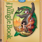 The Jungle Book Diamond Edition Blu-ray Combo Pack out Today‏