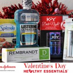 Johnson & Johnson Valentine's Day Healthy Essentials