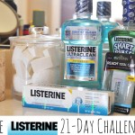 For A Healthy Smile – The LISTERINE® 21 Day Challenge