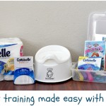 Potty Training Made Easy with the Cottonelle Clean Care Routine