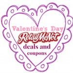 Save Big On Last Minute Valentine's Day With RetailMeNot