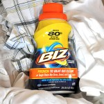 Tackle Those Tough Spring Time Stains With Biz
