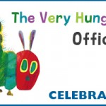 Cuddle up with The Very Hungry Caterpillar!