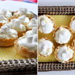 Easy Spring Desserts – Kraft Banana Marshmallow Cream Pie