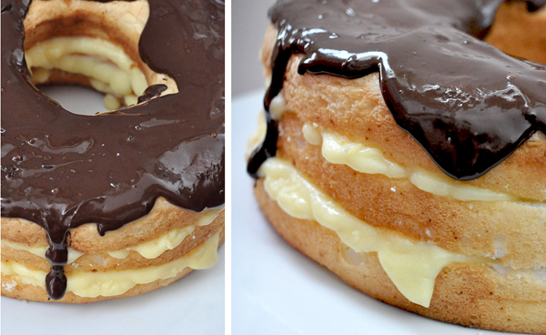 Simple Spring Deserts – Simple Boston Cream Pie Recipe