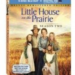 The Little House On The Prairie TV Show – Remastered Season Two On Blu-Ray