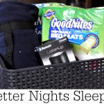 Better Nights Sleep With GoodNites Disposable Bed Mats