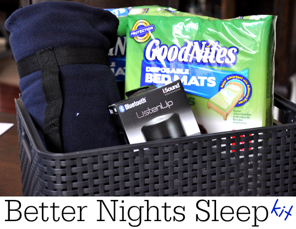 good nights sleep kit
