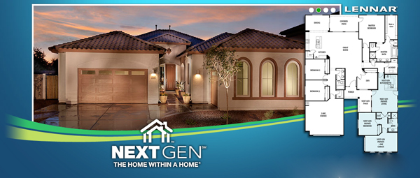 Making Room For Mom With A Lennar Next Gen Home Our