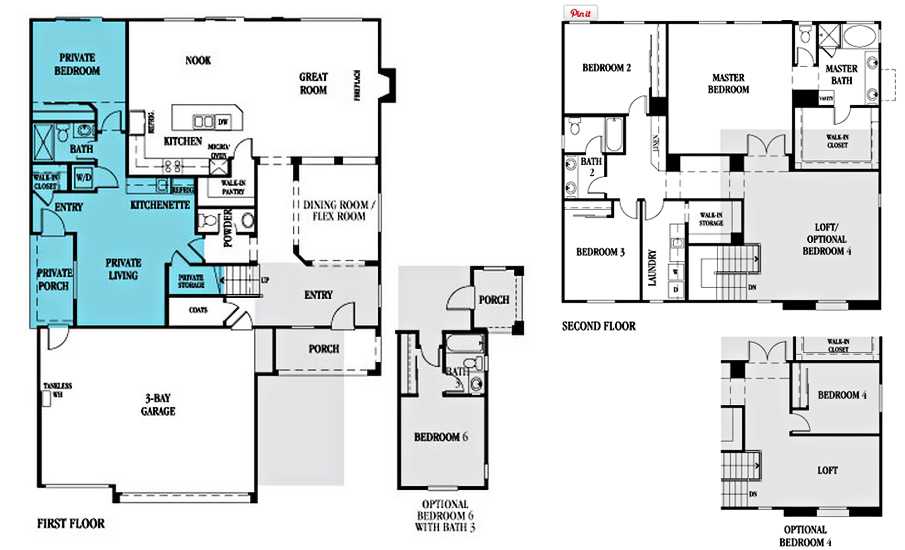 Making room for mom with a lennar next gen home our for Next gen housing