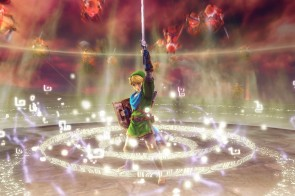 Nintendo WiiU Zelda Hyrule Warriors Screenshots (2)