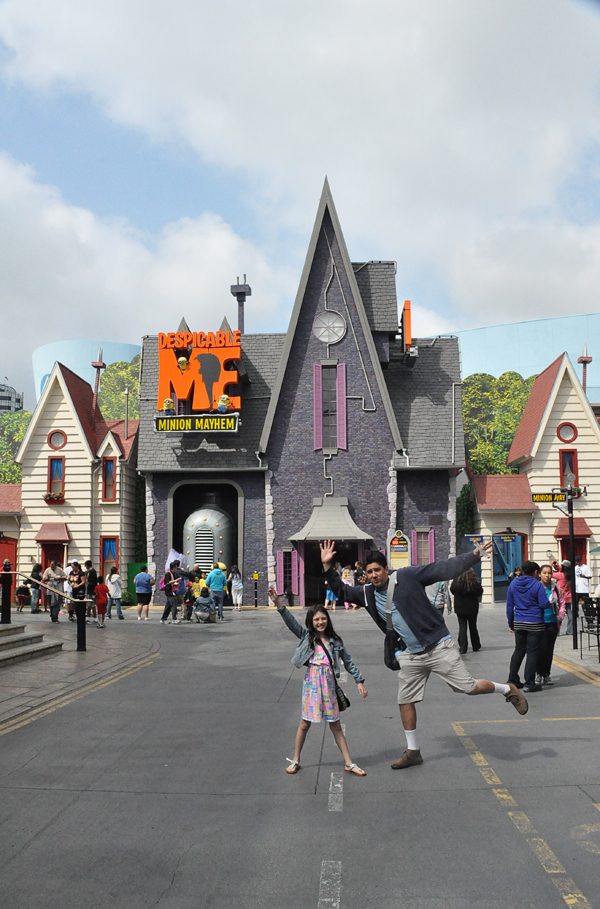 Universal Studios Despicable Me 2 Ride Hollywood (2)