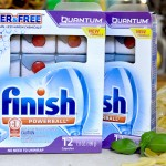 Easy Kitchen Cleanup With Finish® Power & Free ™