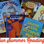 Relax This Summer With These Books For Preschoolers