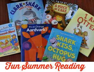 summer reading books from harper collins