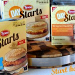 Breakfast Made Easy – Tyson® Day Starts™ Sandwiches