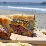 Roast Beef and Cucumber Sandwich Recipe