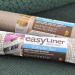 Easy Shelf Update With Duck® Brand Shelf Liners Non Adhesive