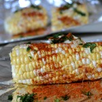 Grilling Recipes –  Spicy Corn on the Cob Recipe