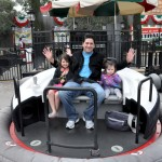 Disneyland California Adventure Luigi Flying Tires – Great for Toddler & Kids