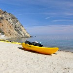 Kayaking On Catalina Island In The Pacific Ocean – Southern California