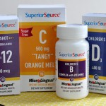 Stay Healthy All Summer With Superior Source Vitamins