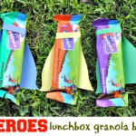 Back To School: Heroes Lunchbox Granola Bars