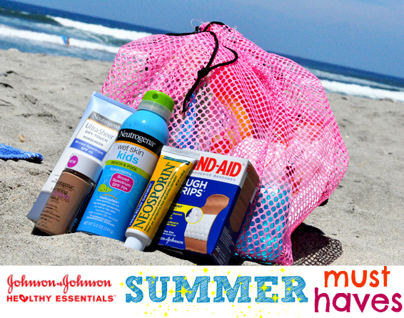 summer must haves form johnson and johnson