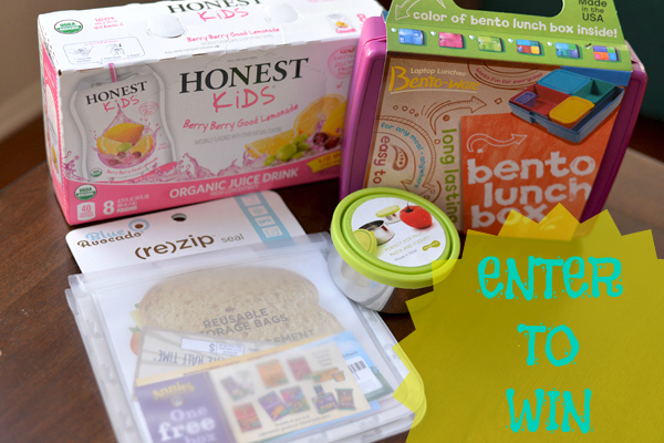 Honest Kids giveaway