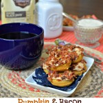 5 Tips For An Easy Morning Routine – Pumpkin Bacon Mini Donut Recipe