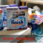 Our Messy and Fun Summer – Finish® Power & Free ™ #FinishMoms