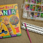 Kids Crafts Books – Duct Tape Mania & Rubber Band Mania‏
