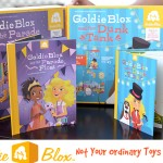 Not Your Ordinary Toys For Girls #lookatGoldie